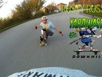 Yardwaste Downhill: Russell Yardwaste