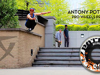FENFANIX TEAM RIDER FROM BELGIUM ANTONY POTTIER SKATING AROUND BELGIUM WITH HIS NEW PRO WHEELS.    DIRECTED BY GIANLUCA ASUNIS AND ANTONY POTTIER    WWW.FENFANIX.COM