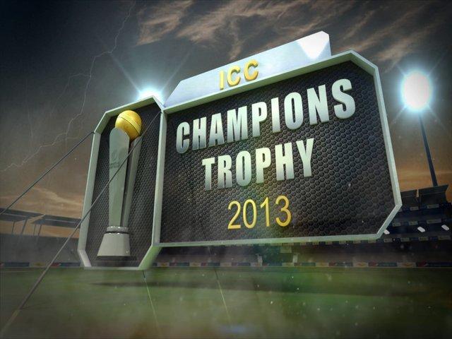 ICC_Champs Trophy Bumper