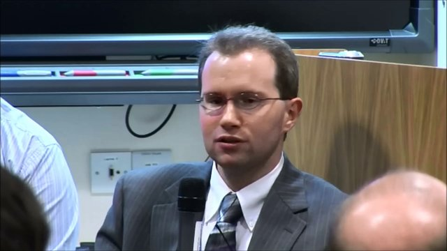 Mapping and Measuring Cybercrime - Dr. David A. Bray (part 1)