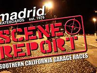 Scene Report: SoCal Garage Races
