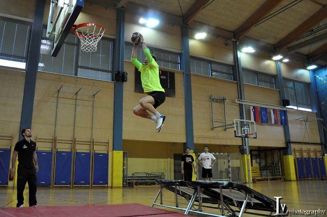 Slovenian President Borut Pahor welcomes EuroBasket 2013 to Slovenia