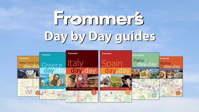 Italy Day by Day book promo