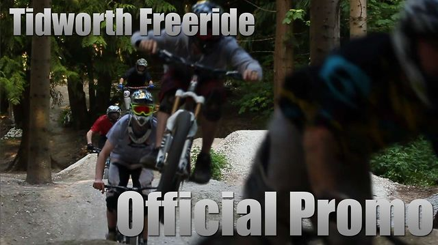 Mountain Bike News - Tidworth Freeride Park official opening