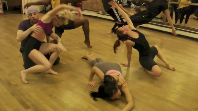 Dancing Up Close with Elisa Monte Dance