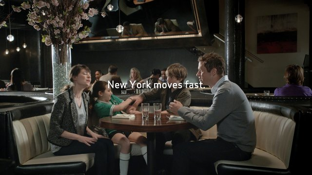 Verizon unveils 'First Date' ad developed by Silver + Partners  video