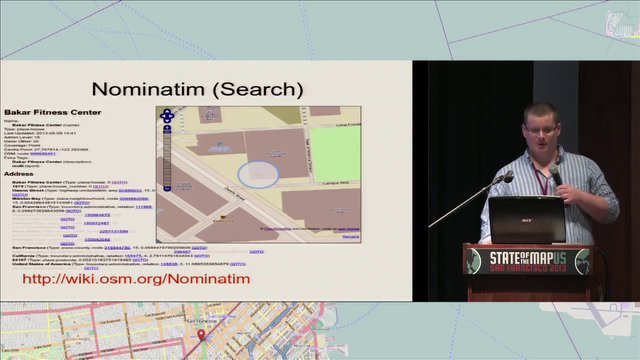 Grant Slater - OSM Core Architecture and DevOps