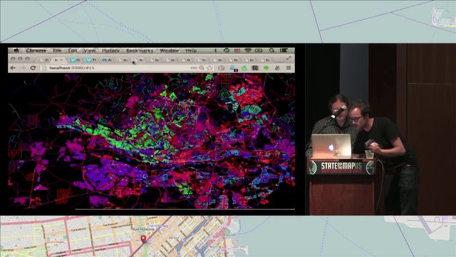 Tom MacWright and Eric Fischer - OSM Data Report: Visualizing Our Progress