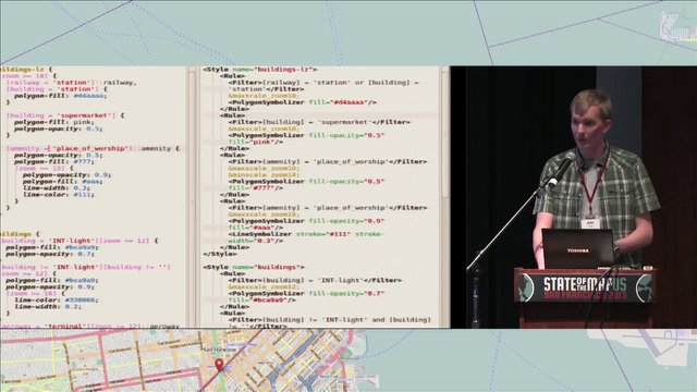 Andy Allan - Putting the Carto into OpenStreetMap Cartography