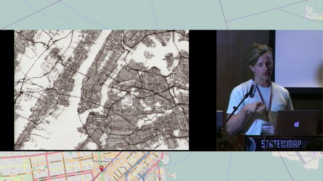 Andrew Hill - Using OpenStreetMap Data to Build Your Dynamic Maps