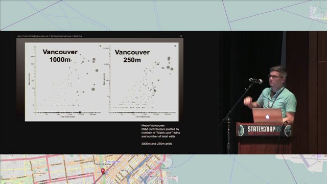 Alan McConchie - From Wiki Gardening to Map Gardening: Analyzing Contribution Patterns in OpenStreetMap
