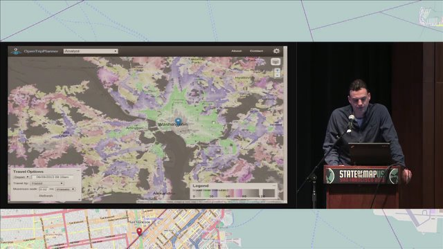 David Emory - OpenTripPlanner: Recent Developments in Multimodal Routing with OSM