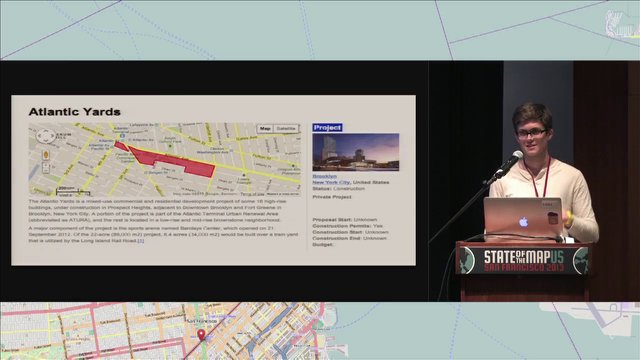 Reed Duecy-Gibbs - From Plans to Reality: Mapping the Transition