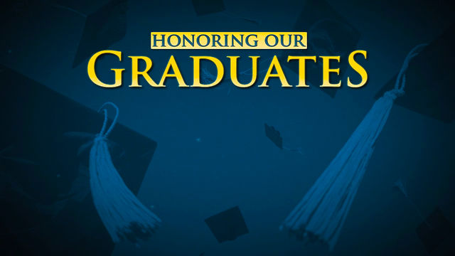 June 9 2013 - Honoring our Graduates - Pastor Greg Fairrington