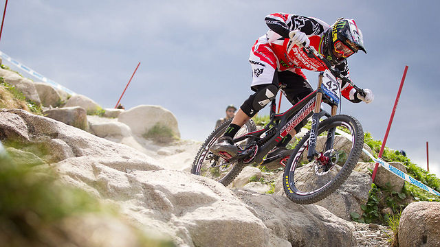 Mountain Bike News - Syndicate Fort-William 2013