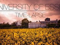 University of Essex Time-Lapse Part II: The Life