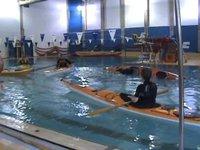 Le kayak de mer dans le nouveau monde les vid os du web for College rosemont piscine