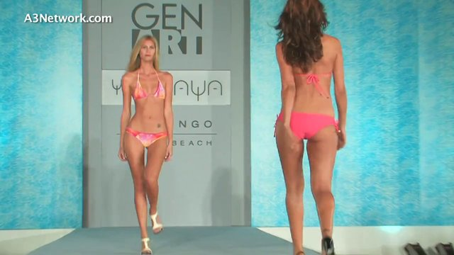 Fresh Faces In Fashion 'Miami Catwalk'