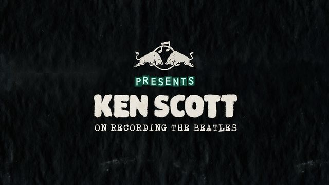 Beatles Engineer Ken Scott On Experimenting in the Studio (Sound Bites)