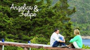 Angelica y Felipe Shooting Pre-Wedding