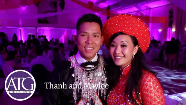 Charlotte Wedding DJ at St Joseph Vietnamese Catholic Church for Thanh & Maylee's Wedding