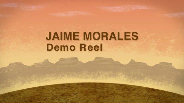 Jaime Morales_REEL_ 2013
