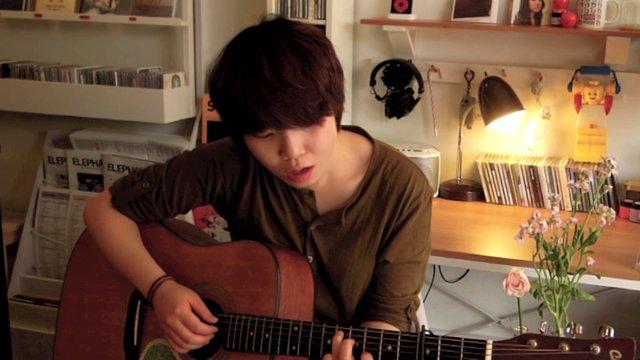 윤기타 ♥ 윤기타미니앨범 & 숨의숲