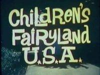 CHILDREN'S FAIRYLAND 1962 ( OAKLAND, CALIFORNIA )