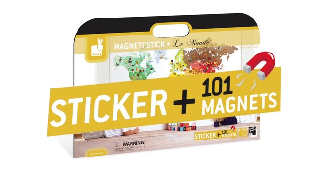 Film MAGNETI'STICK V2