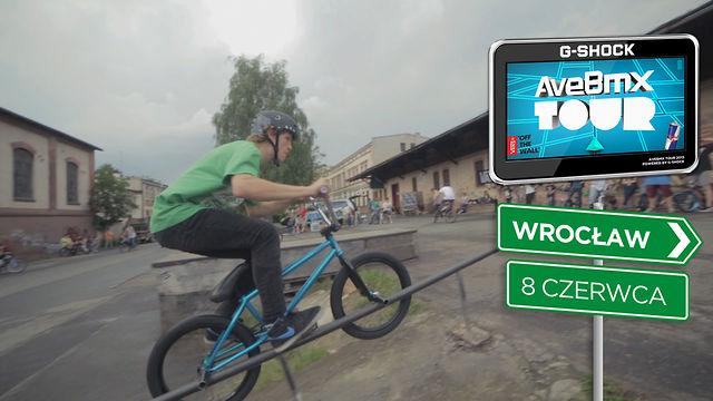 AveBmx Tour 2013: Wrocław trip