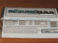 Resume Candy