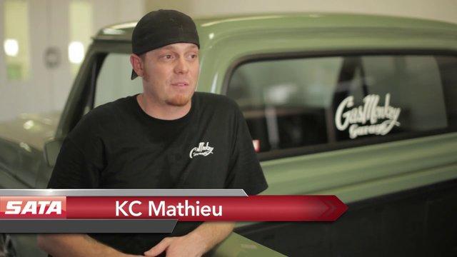 Gas Monkey Garage KC Mathieu