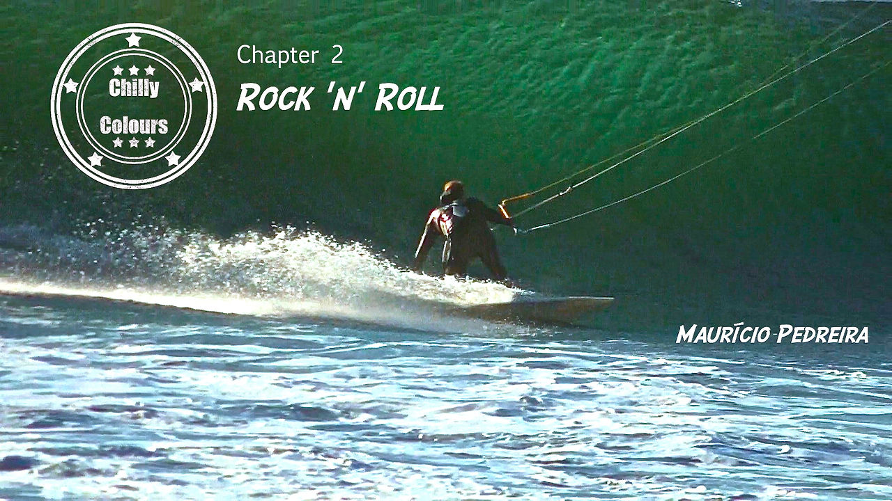 Chilly Colours – Rock 'n' Roll (Chapter 2) – Maurício Pedreira