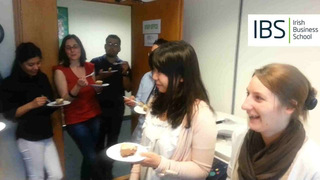 Goodbye to our intern Amelie! we hope to see you soon!