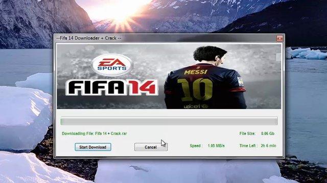 Скачать FIFA 14 reloaded