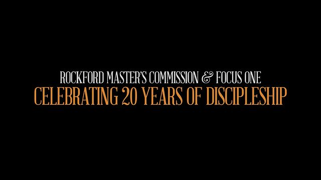 20 Years of Discipleship