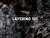 Layering 101 with Sitka Gear Founder Jonathan Hart