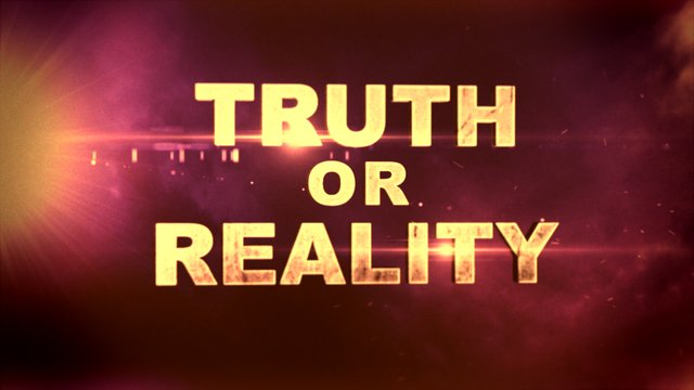 essays about truth and reality