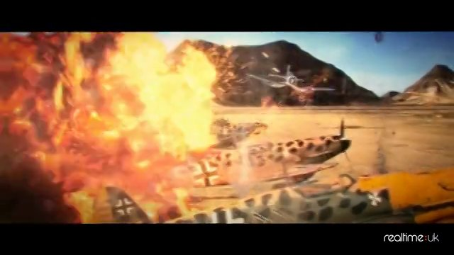 World of Warplanes - VFX Breakdown