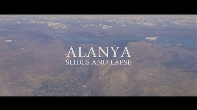 Alanya Slides and Lapse