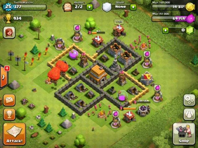 clash of clans hack no survey - 8688888 GEMS FREE