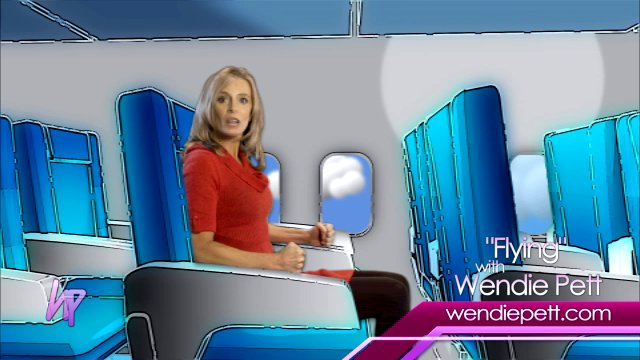Airplane Exercise with Wendie Pett