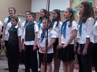 Концерт на Християнски сборен детски хор