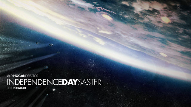 """""""Independence Day-saster"""" Official Trailer"""