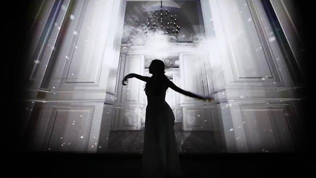 Projection Dance Performance (Teaser)