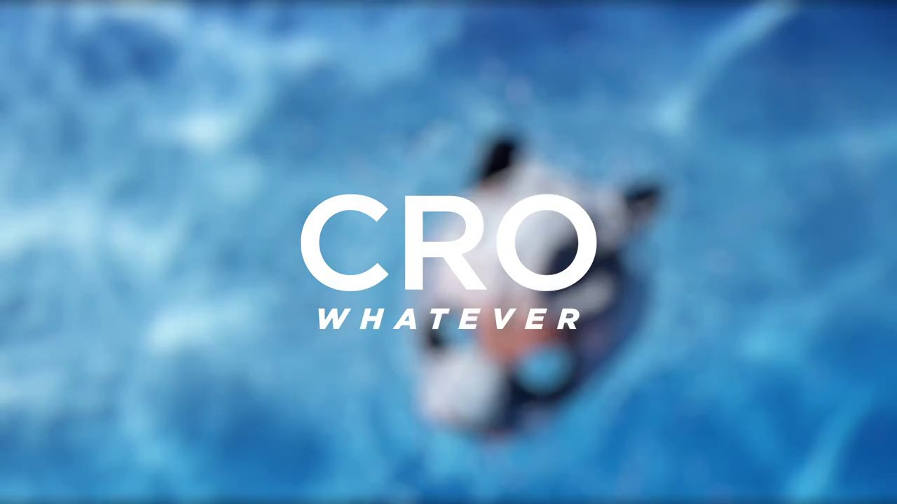 Cro Whatever Official Hd Video On Vimeo