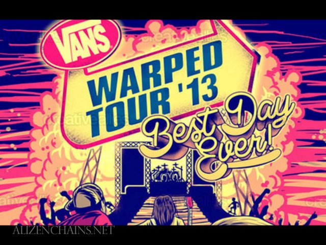 Who Is In Warped Tour