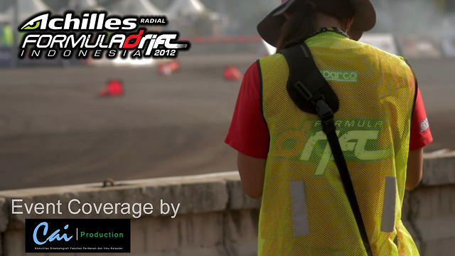 CAI FILMS | Highlight Formula Drift  Asia | Indonesia 2012