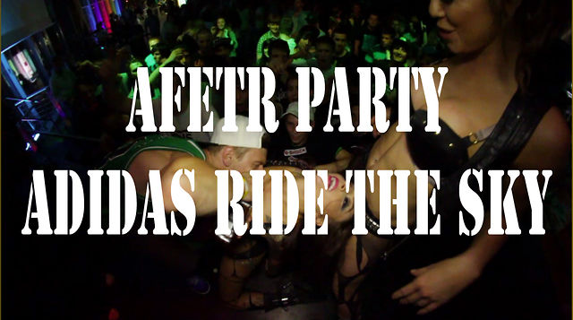 Adidas Ride The Sky After Party@ Oko Miasta Katowice