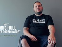 Meet Oscar Mike Employee, Chris Hull